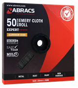 ABRACS Emery Cloth Rolls