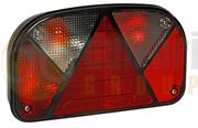 Aspock MULTIPOINT II LH Rear Combination Lamp