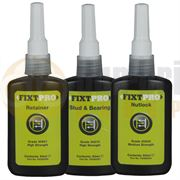 Assorted Pack of Anaerobic adhesives Large Bottles
