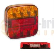 LED Autolamps 99 Series LED Compact Rear Combination Lamp