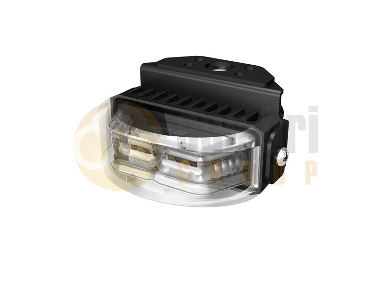 911 Signal CRESCENT R65 8-LED Directional Warning Module - Amber