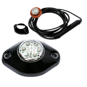 ECCO 9014 Hide-A-LED™ Series 6-LED Covert Directional Warning Modules
