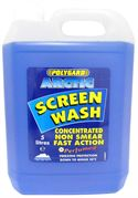 Polygard Arctic Concentrated Screen Wash - 5 Litre - MIS18210