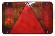 Radex 318.5800/10 5800 LH Rear Combination Lamp with Fog (Cable Entry)