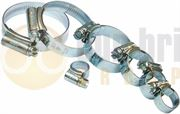 JCS® HI-GRIP Zinc Plated Steel Hose Clips - Small Sizes - 400.0136