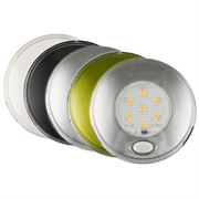 LED Autolamps 79 Series (Switched) Round 79mm LED Interior Lights