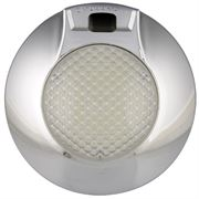 LED Autolamps 143 Series LED Large Round Interior Light with On/Door/Off Switch