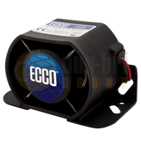ECCO EA9724 600 Series Multi-Frequency Reversing Smart Alarm (Wire) 77-97dB(A)