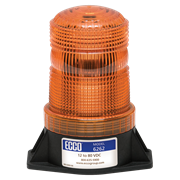 ECCO 6262 Series LED Two Bolt Beacon - Amber