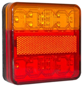 Perei CRL14 RH LED Stop / Tail / Indicator / Number Plate / Reflex Lamp