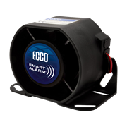 ECCO Self-Adjusting Reversing Alarms
