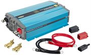 RING PowerSourcePure 1000W 12V DC to 230V AC Pure Sine Wave Inverter with RCD - RINVPAR10 (UK)