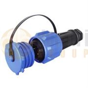 2-Pin-Heavy-Duty-Waterproof-Plastic-Plug-32A