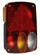 Aspock EARPOINT IV LH Rear Combination Lamp