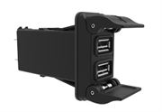 V Series USB Dual Port USB 2.0 Smart Charger