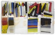 Assorted 21 Coloured Heat Shrink Tubing Mix
