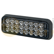 ECCO 3510A 3510 Series 24-LED Directional Warning Module - Amber