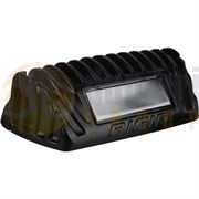 Rigid Industries 1X2 Series 3-LED Scene Light AMBER 12/24V - 1100 Lumens - R86630