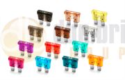 DBG 60 Assorted Standard Blade Fuses (1-40A)