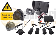DBG DVS Camera Monitor Sensor Kit - 708.DVS1