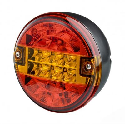Rubbolite M810 Series (140mm) LED Signal Lamps