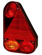 Aspock EARPOINT III LH Rear Combination Lamp