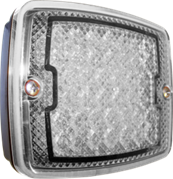 Perei/LITE-wire 1200 Series (137mm) Square LED Signal Lights