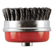 ABRACS Twisted Knot Wire Cup Brushes