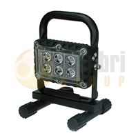 LED Autolamps USB Rechargeable Portable LED Work Light with H Stand