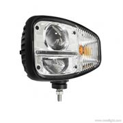 LED Global LG820R RH LED HEADLIGHT with DRL & INDICATOR DT6 Connector 12/24V