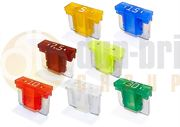 DBG 35 Assorted Low-Profile Mini Blade Fuses (5-30A) - 205MLPMIX