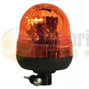 LAP Electrical RMB030A DIN Pole Mount AMBER BULB ROTATOR Beacon R65 12/24V