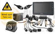 Brigade DVS Camera Monitor Sensor Kit - 708.DVS2