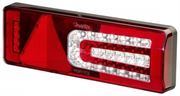 Truck-Lite 900/22/05 M900 GEN II LH LED Multifunction Rear Lamp (Progressive Indicator & Stalk)