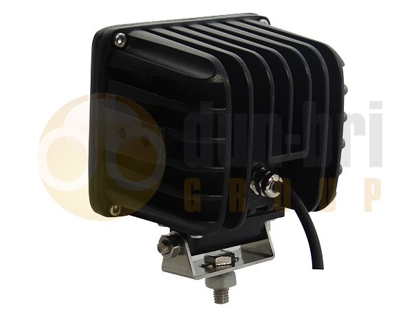 DBG Square LED Flood Work Light 48W / 3360 Lumens