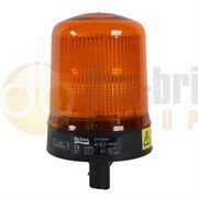 Britax 270 Series R65 Xenon DIN Pole Mount Beacon - Amber