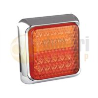 LED Autolamps 80 Series Stop / Tail / Indicator Lamp Chrome