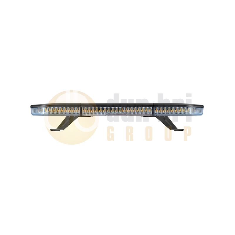 LED Autolamps EQBT R65 LED 3-Module Fully Populated Lightbar (621mm) - Amber