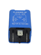 DBG 256.003 12V 3-Pin Electronic Hazard/Flasher Unit with Bulb Failure