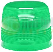ECCO 910.134 400 Series Replacement LED/Xenon Beacon Lens - Green