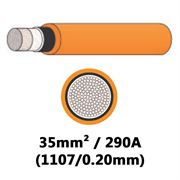 DBG Double Insulated Welding/Battery Cable 1107/0.20 35mm² 290A