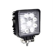 LED Autolamps 11027 Series Square Work Lights