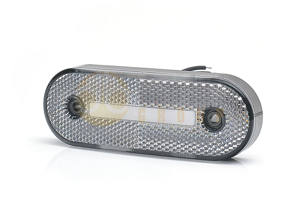 WAS W174 Series LED Front Marker / Reflector Lamp