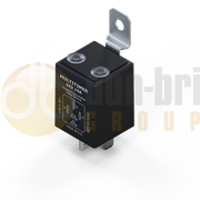 DBG 5-Pin Multitimer Relay 24V 10A - 255.166