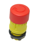 Red 30mm Turn to Release Stop Button ZB5AS44