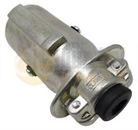 CLANG CT6879 24V 1-Pin HEAVY DUTY Aluminium MALE PLUG with SCREW TERMINALS
