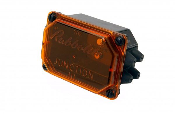 Rubbolite M111 Double Height Junction Box