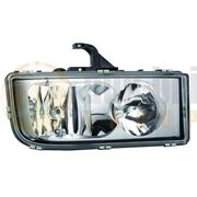 Hella 1LB 247 011-051 Left Hand Headlamp // MERCEDES