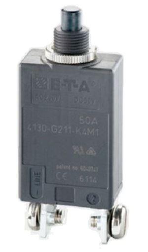 E-T-A 4130-20A 4130 Thermal Circuit Breaker (20 Amps)
