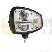 LED Global LG820L LH LED HEADLIGHT with DRL & INDICATOR DT6 Connector 12/24V
